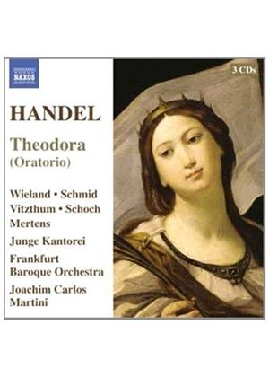Handel: Theodora (Music CD)