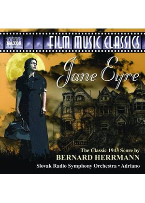 Adriano - Hermann (Jane Eyre/Original Soundtrack/Film Score) (Music CD)