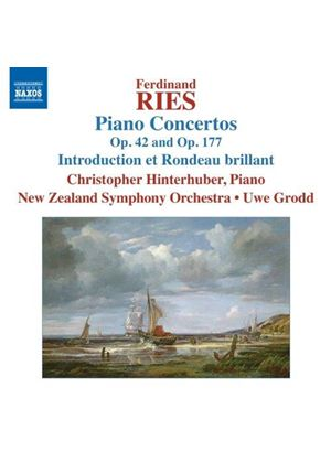 Ries: Piano Concertos, Vol. 5 (Music CD)