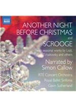 Another Night Before Christmas and Scrooge (Music CD)