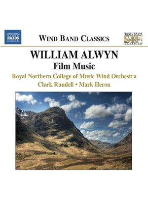 William Alwyn: Film Music (Music CD)