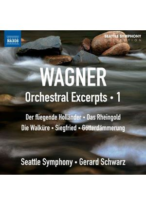 Wagner: Orchestral Excerpts, Vol. 1 (Music CD)