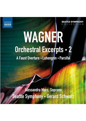 Wagner: Orchestral Excerpts, Vol. 2 (Music CD)