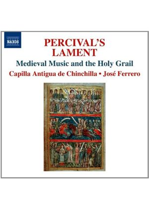 Percivals Lament (Music CD)