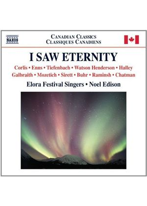 I Saw Eternity (Music CD)