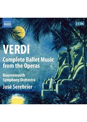 Verdi: Ballet Music from Operas (Music CD)