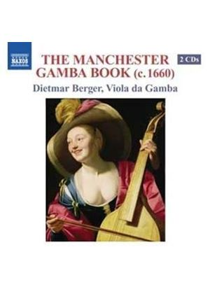 Manchester Gamba Book (Music CD)