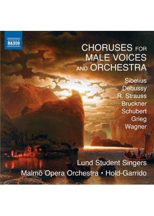 Choruses for Male Voices and Orchestra (Music CD)