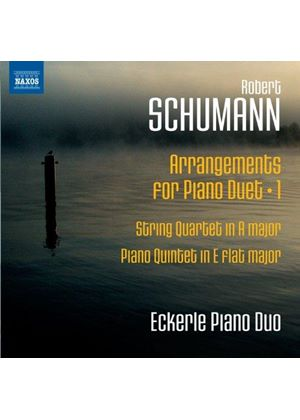Schumann: Piano Duets, Vol. 1 (Music CD)