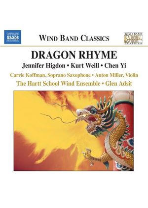Dragon Rhyme (Music CD)