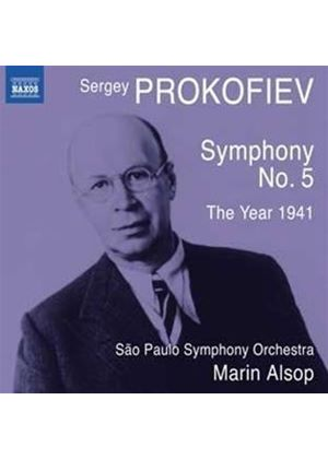 Prokofiev: Symphony No. 5 (Music CD)