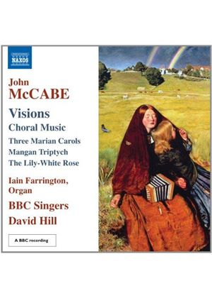 John McCabe: Visions (Music CD)