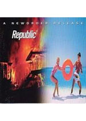 New Order - Republic (Music CD)