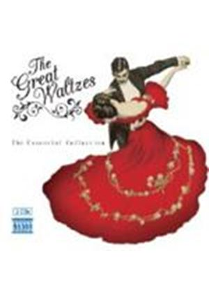 (The) Great Waltzes (Music CD)