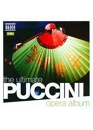 Ultimate Puccini Opera Album (Music CD)