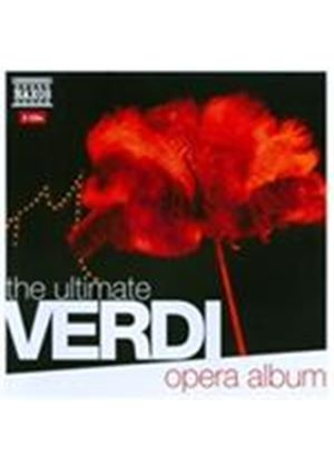 Ultimate Verdi Opera Album (Music CD)