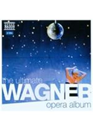 Ultimate Wagner Opera Album (Music CD)