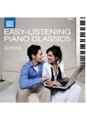 Brahms: Easy Listening Piano Classics (Music CD)