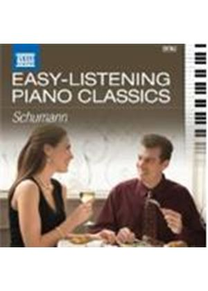 Schumann: Easy Listening Piano Classics (Music CD)