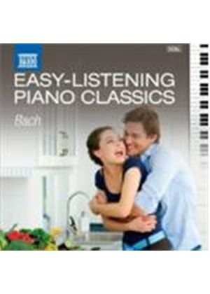 Bach: Easy Listening Piano Classics (Music CD)