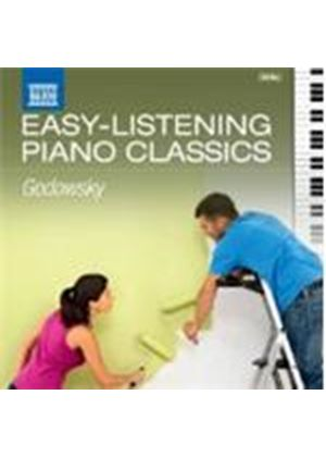 Godowsky: Easy Listening Piano Classics (Music CD)
