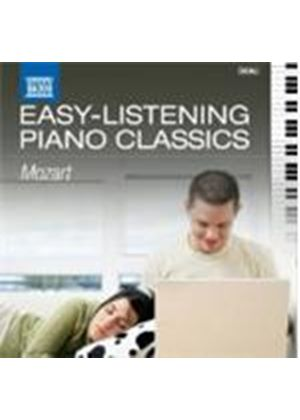 Mozart: Easy Listening Piano Classics (Music CD)