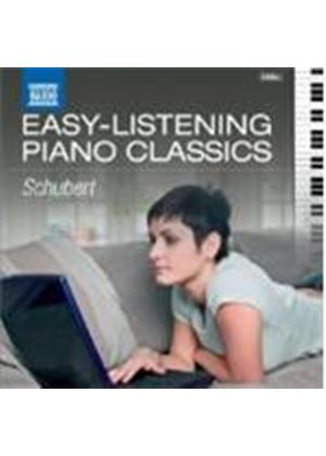 Schubert: Easy Listening Piano Classics (Music CD)