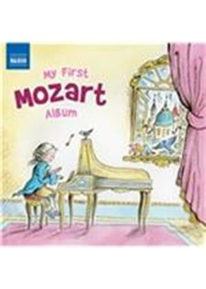My First Mozart Album (Music CD)