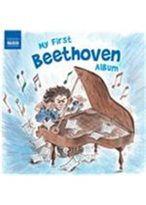 My First Beethoven Album (Music CD)
