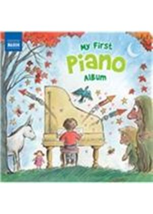 My First Piano Album (Music CD)