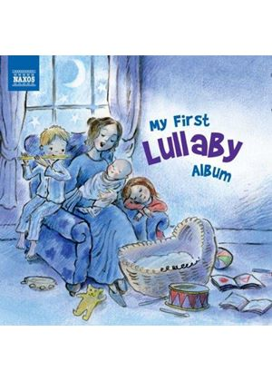 My First Lullaby Album (Music CD)