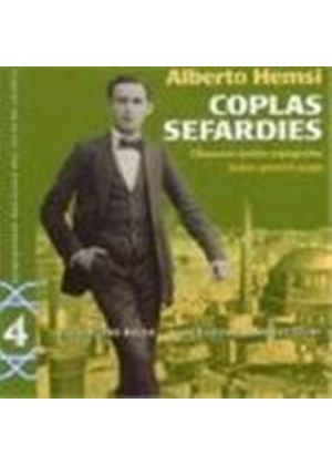 Alberto Hemsi - Coplas Sefardies (Judeo Spanish Songs)