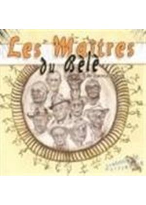 Various Artists - Les Maitres Du Bele - Martinique