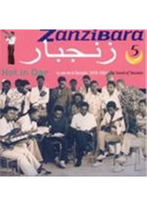 Various Artists - Zanzibara Vol.5 (Hot In Dar Tanzania 1978-83) (Music CD)