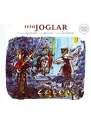 Trio Joglar - Color (Music CD)