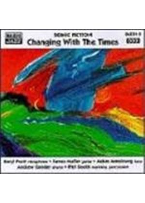 Sonic Fiction - Changing With The Times