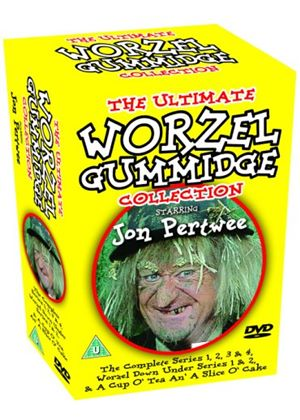 Worzel Gummidge Ultimate Collection - Vols 1 And 2 (Nine Discs)
