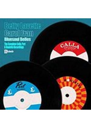 Betty Lavette/Carol Fran - The Complete Calla, Pot & Roulette Recordings (Music CD)