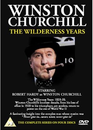 Winston Churchill - The Wilderness Years (Box Set) (Four Discs)