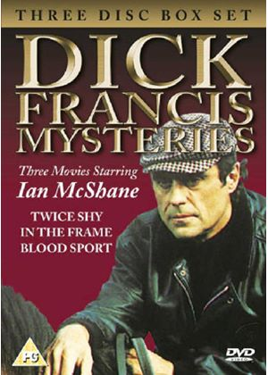 Dick Francis Mysteries - Twice Shy/In The Frame/Blood Sport