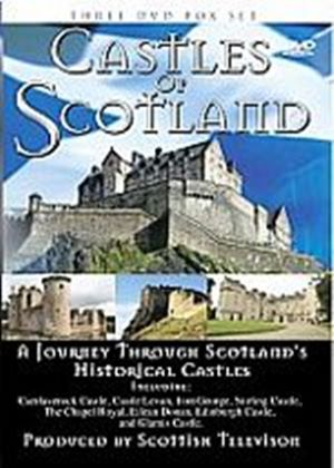 Castles Of Scotland Box Set (Three Discs) (Box Set)
