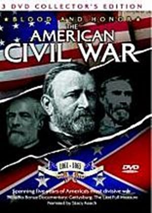 American Civil War, The - Blood And Honour (Three Discs)