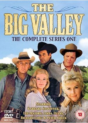 Big Valley, The (Three Discs) (Box Set)