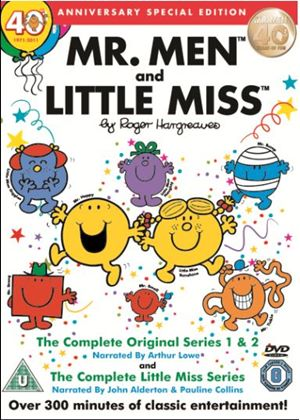 Mr Men & Little Miss - 40th Anniversary Collectors Edition