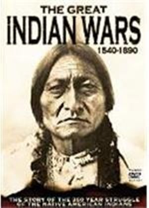 The Great Indian Wars 1540-1890 (Box Set)(3 Disc)