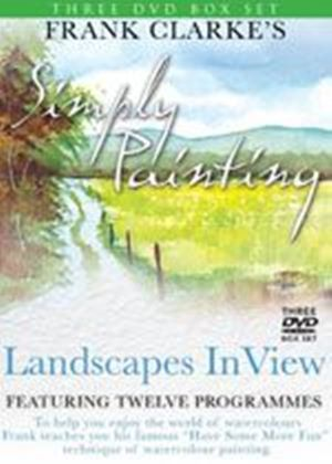 Simply Painting - Landscapes In View
