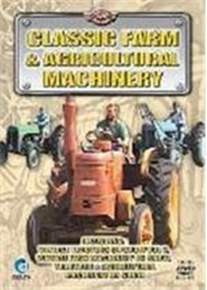 Classic Farm And Agricultural Machinery(3 Disc)
