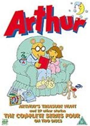 Arthur - Arthur's Treasure And 29 Other Stories