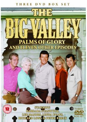 Big Valley - Palms Of Glory And 11 Eleven Other Episodes