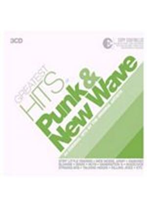 Various Artists - Greatest Hits Of Punk & New Wave (Music CD)
